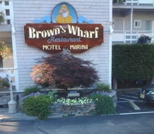 Brown's Whraf